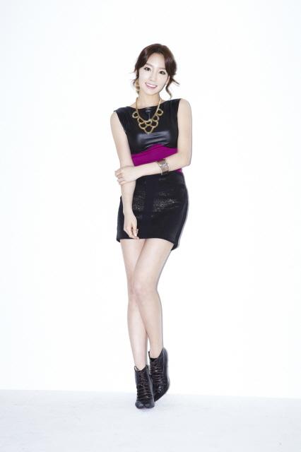 Taeyeon The Boys concept pics - Girls Generation/SNSD ... Taeyeon The Boys Concept