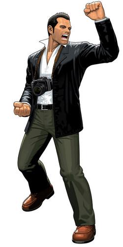 Tatsunoko Vs. Capcom - Frank West