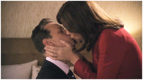 The Good Wife Will And Alicia