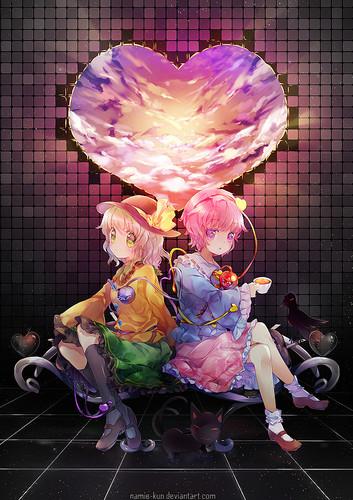 The Komeiji Sisters