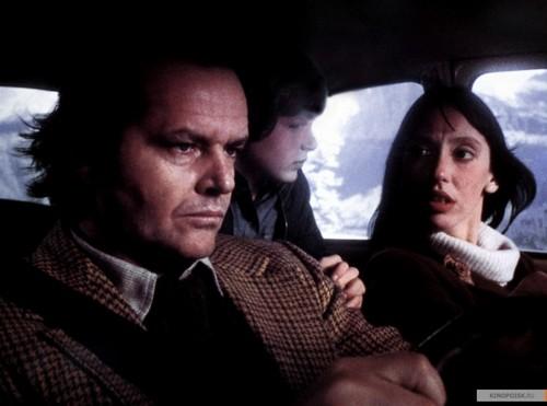 Jack Nicholson fond d'écran called The Shining