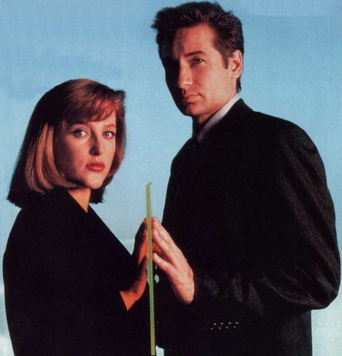 The X-Files پیپر وال containing a business suit and a well dressed person entitled The X-Files