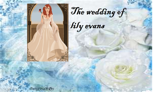 The wedding of lily evans