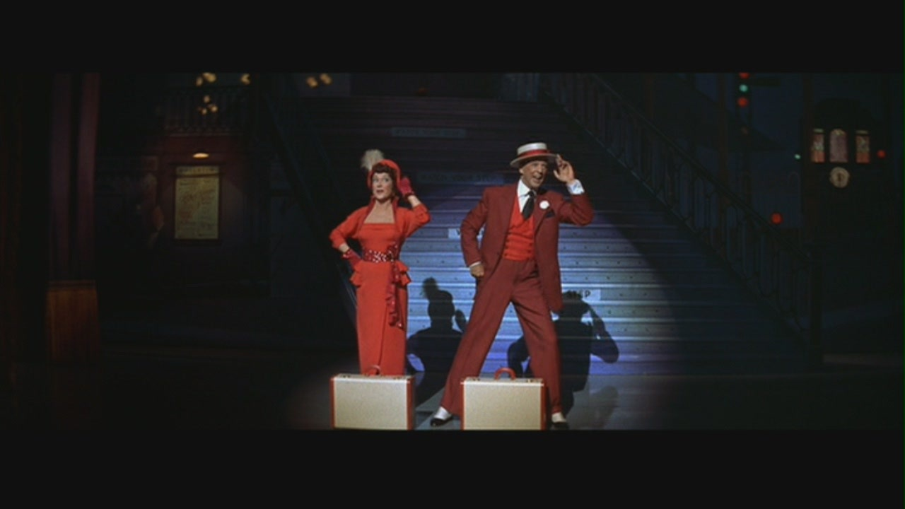 Musical films there s no business like show business