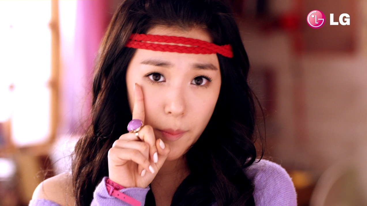 Tiffany girls generation tiffany in oh mv