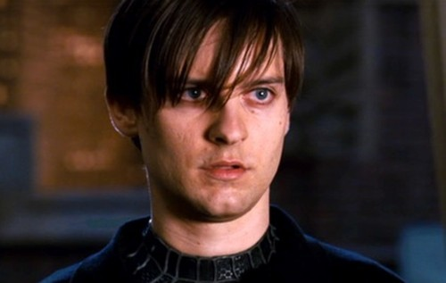 FRIIIIDAY  Tobey Maguire Face  Know Your Meme
