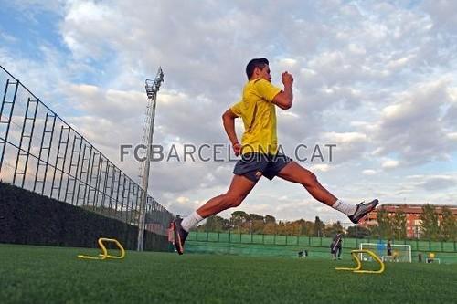 Training Session 20\10