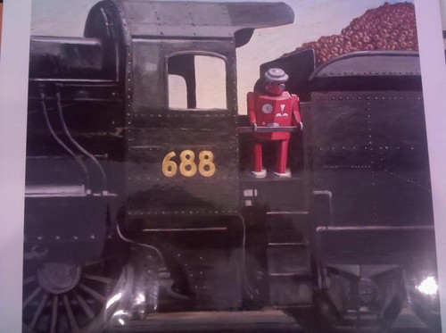 Trains & Robots!