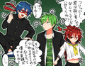 Trio (Splendid, Flippy and Flaky) - flippy-x-flaky photo