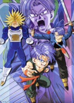 Trunks wallpaper with anime called Trunks