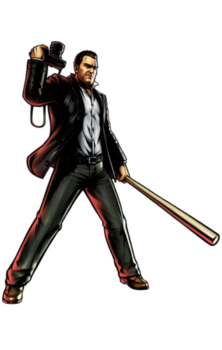 Ultimate Marvel Vs. Capcom 3 - Frank West