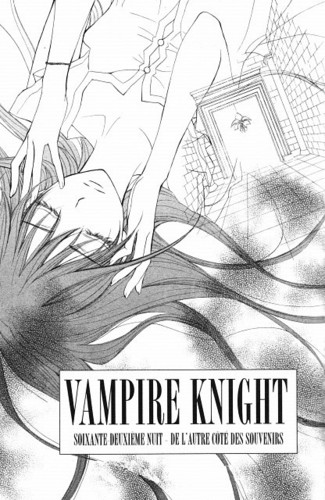 Vampire Knight Girls