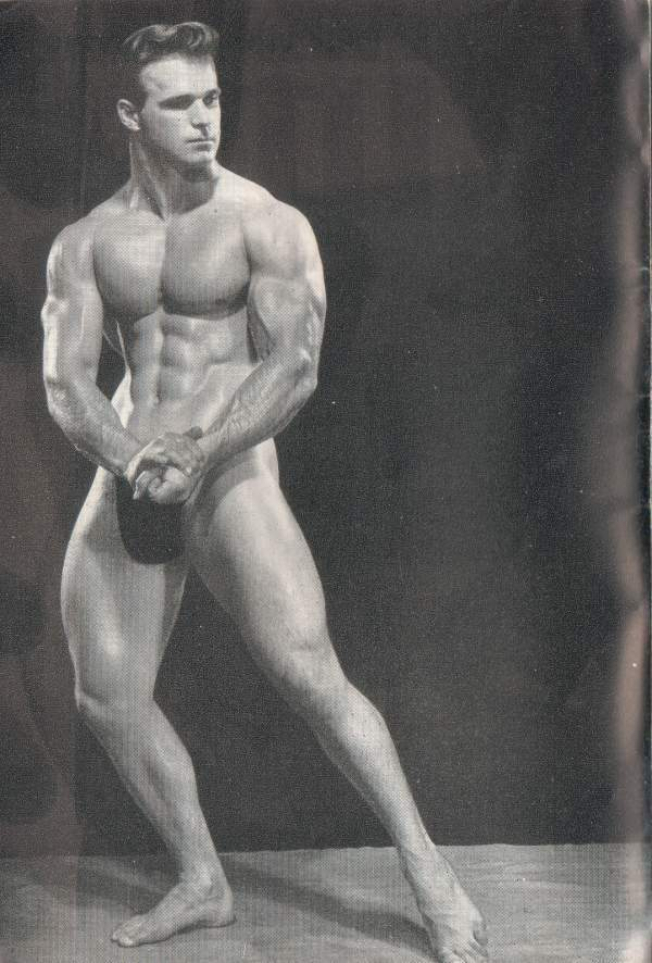 Vic Seipke Vintage Beefcake Photo 26130215 Fanpop | Black Models ...