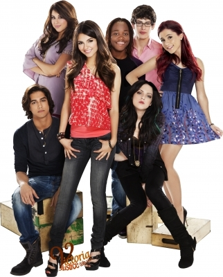 Victorious Cast Shoot(: