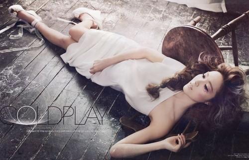 W Korea Magazine - November Edition @ Jessica