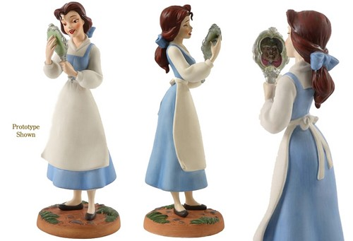 Walt डिज़्नी Figurines - Princess Belle