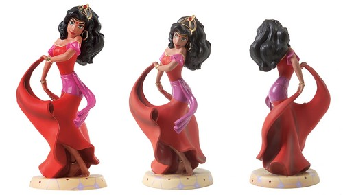 Walt ディズニー Figurines - Esmeralda