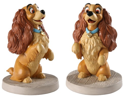 Walt Disney Figurines - Lady