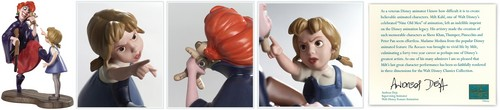 Walt 디즈니 Figurines - Madame Medusa & Penny