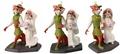 Walt Disney Figurines - Robin Hood & Maid Marian