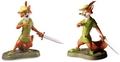 Walt Disney Figurines - Robin Hood