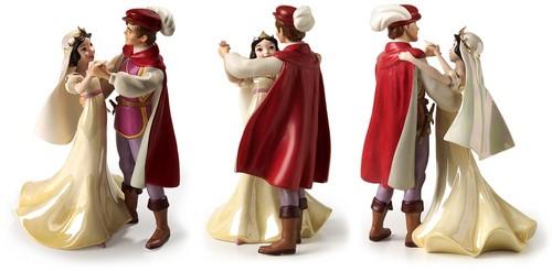 Walt 디즈니 Figurines - Snow White & The Prince
