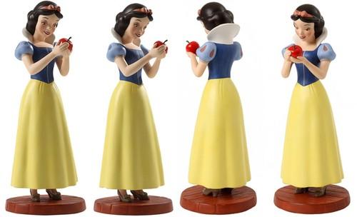 Walt 디즈니 Figurines - Snow White