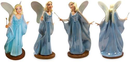 Walt डिज़्नी Figurines - The Blue Fairy