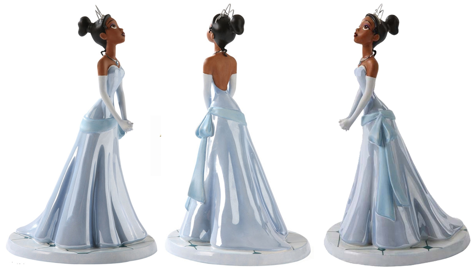 Walt Дисней Figurines - Princess Tiana