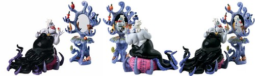 Walt डिज़्नी Figurines - Ursula