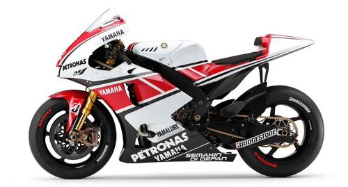 YAMAHA YZR M1 - motorcycles Photo