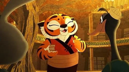 あばずれ女, 虎, ティグレス Happiness