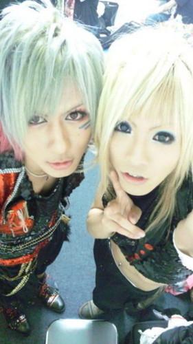 Yuuto and Syu