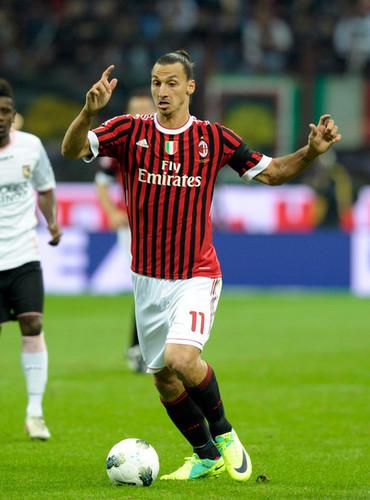 Z. Ibrahimovic (AC MIlan - Palermo)