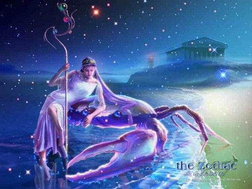 Zodiac - fantasy Photo