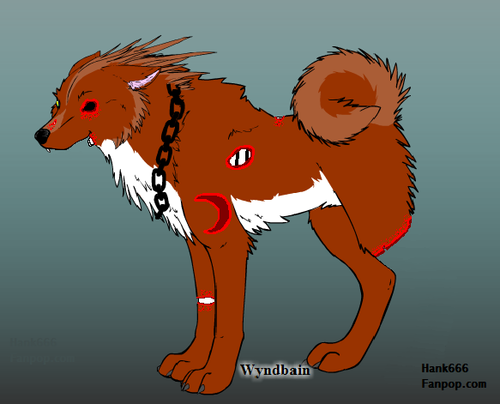 Zombie Unknown Wolf!!