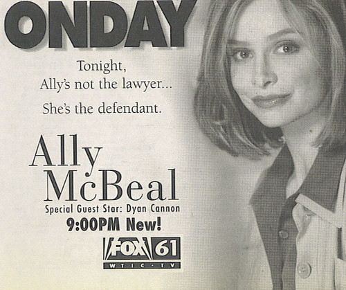 Ally Mcbeal images ally mcbeal wallpaper and background photos