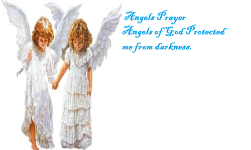 ángeles prayer