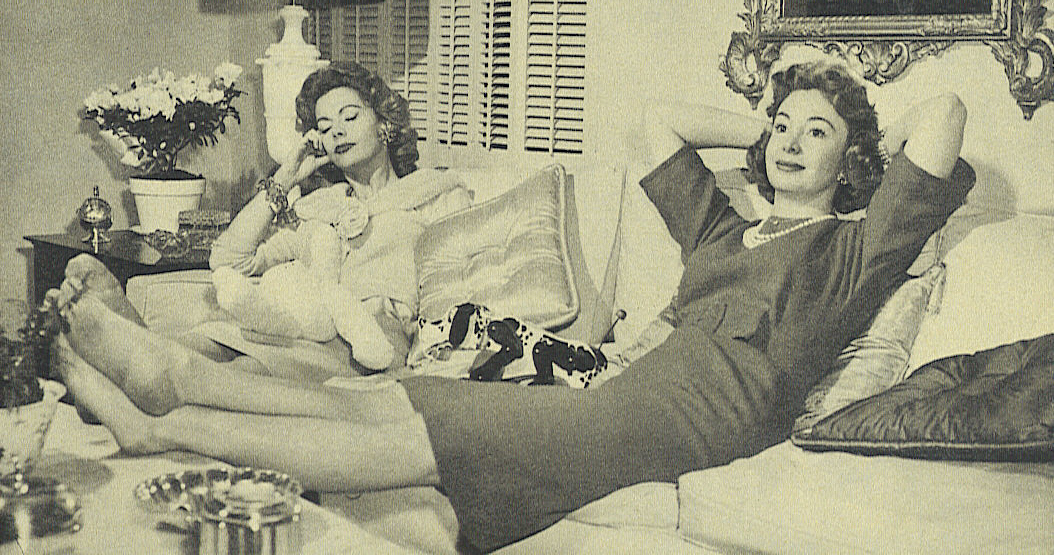 audrey meadows, jayne meadows