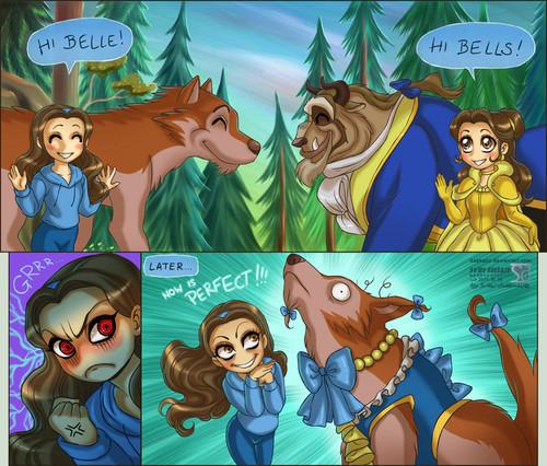 belle, meet bella