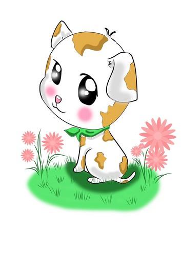 চিবি dog