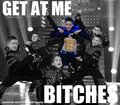 come at me - iconic-boyz photo