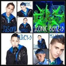 what are all the iconic boyz full names