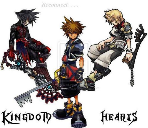 kingdom hearts^^