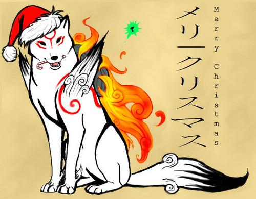 merry pasko from okami