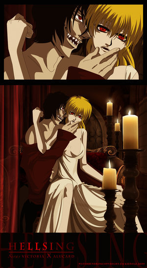 seras victoria and alucard relationship advice
