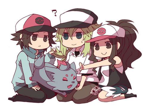pokemon Black&White