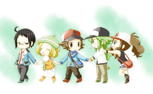 pokemon Black&White