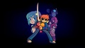 scott pilgrim: ultimate episode - scott-pilgrim wallpaper