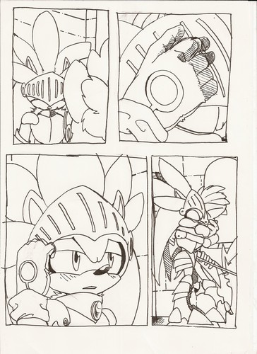 silvaze knight part 1